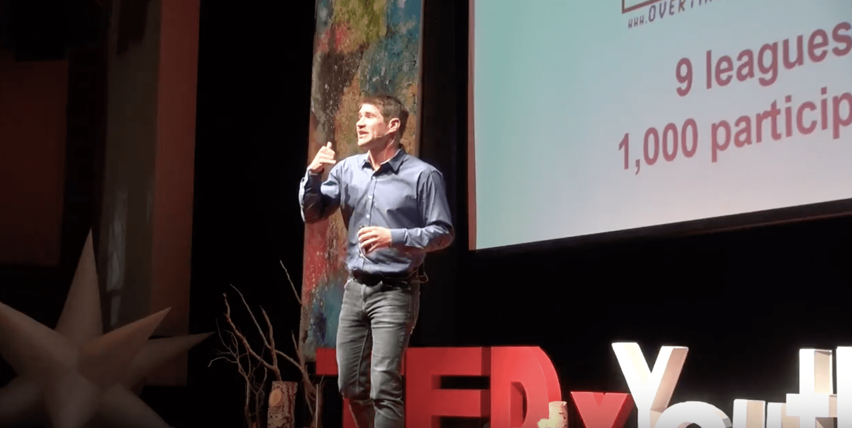 When facing addiction, get back up | Paul Churchill
