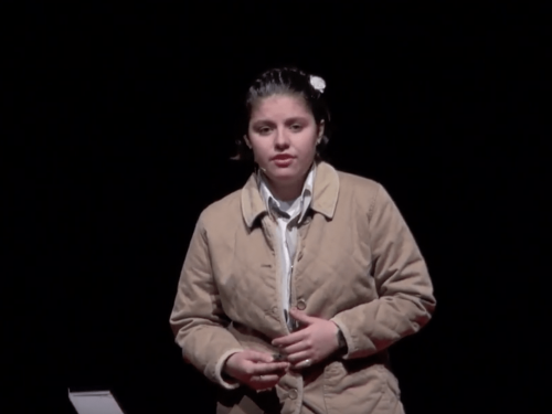 The Backbone of Society | Alondra Escobar