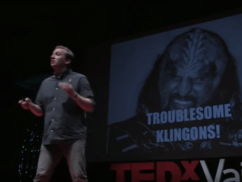 Sex, Spock, and Climate Change   Justin Bogardus   TEDxVail