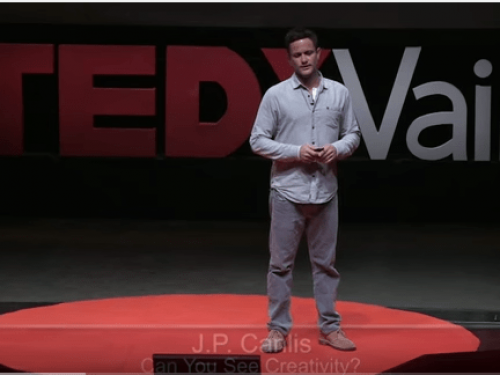 What is creativity?   JP Canlis   TEDxVail